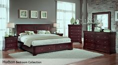 Costco HUDSON Bedroom Collection $2700