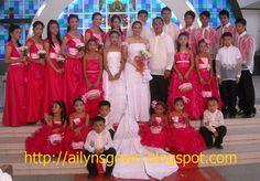 Wedding Entourage, Blog, Blogging