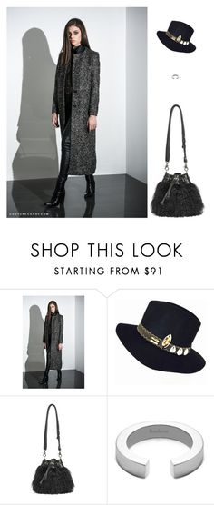 """It's Coat Outside 4"" by couturecandy on Polyvore"