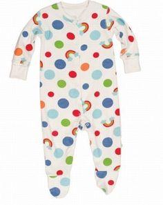Frugi Baby Schlafanzug mit Mütze Unisex Gr. 56 62