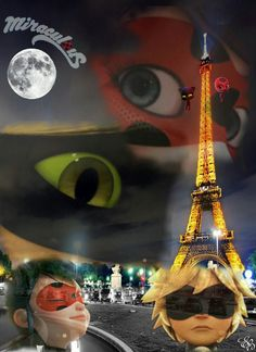 Another of one of my creations. Enjoy to all of you Miraculous Fans. - EB
