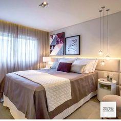 Já fez a programação do final de semana?? Que tal cama, travesseiro e cobertor? Projeto @fernandamarquesarquiteta
