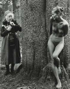 Imogen Cunningham & Twinka Thiebaud via Surly Bastard