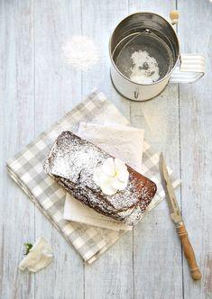 Easy Chocolate Tea Cake Recipe - Beach Decor Blog, Coastal Blog, Coastal Decorating