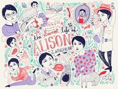 Alison J. Wonderland : Haejeon Jessica Lee