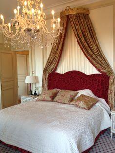 Suite Sissi l'Impératrice, hôtel Beau Rivage