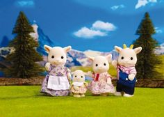 Calico Critters Families, Critters 3, Sylvanian Families, Toys For Girls, Kids Toys, Homemade Toys, Baby Sister, Cute Toys, Miniature Dolls