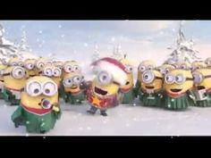 Auguri di Buon Natale - I Minion - YouTube