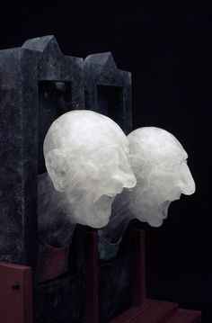 :  David Reekie | The Vocalists Corning Museum of Glass