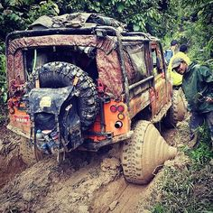 Whose doing some offroading today? @khabbab_beg finding some trails. #defender #landrover