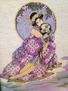 Oriental Lady Beauty