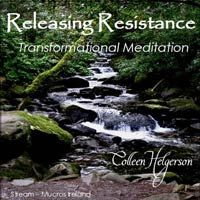 Releasing Resistance Meditation CD Leave the by RealizingSelfLove, $15.00 I HIGHLY recommend this CD-  It's worth 10 times this price!