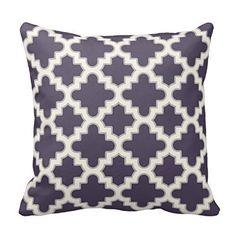 Dark Purple and Grey Moroccan Quatrefoil Pillows Personal... https://www.amazon.ca/dp/B01JNYAPIK/ref=cm_sw_r_pi_dp_x_dUSeybSYX9VFG