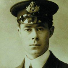 Officer Harold Lowe commanded the only lifeboat, number 14, that went back for survivors. He pulled four people from the water.