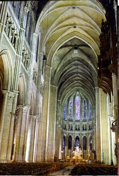 Image result for Trinity in stained glass windows chartres cathedral