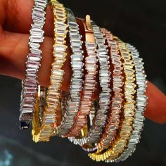 braceletes semi joias finas