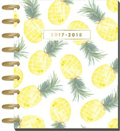 This 18 month planner is dated from July 2017 - December 2018 and is filled with creative and inspirational artwork to help make YOU a happy planner! The Happy Planner® is an expandable, disc-bound pl