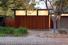 Eichler Front Expansion by Klopf Architecture | HomeDSGN