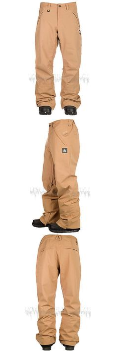 Snow Pants and Bibs 36261: Adidas Men S 2016 Snowboard Snow Cardboard 10K Riding Pant -> BUY IT NOW ONLY: $98.99 on eBay!