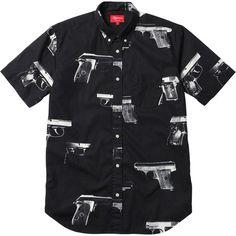 Guns Shirt by Supreme