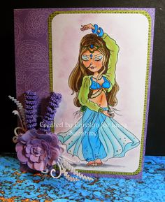 LUV MY CARDS: Arabian Nights is the theme of the month at Lacy S...