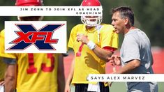 Former Seahawks quarterback and Washington Redskins Head Coach Jim Zorn will reportedly be one of the new XFL coach/GM's for the 2020 season, according to NF. Xfl Teams, Centurylink Field, Washington Redskins, National Football League, Seattle Seahawks, Football Players, Coaching, Nfl, Join