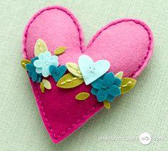 Stitching Felt Die Cut Tips + GIVEAWAY