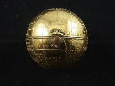 Pygmalion globe compact compacts pinterest compact globe and vintage powder compact pygmalion world globe gumiabroncs Gallery