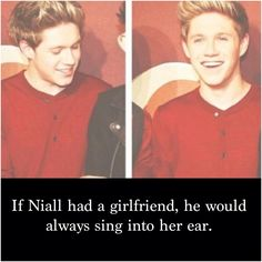Niall Horan, One Direction