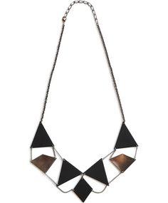 Bliss Lau - Element Black Necklace