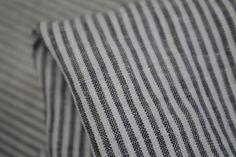 Striped Stone - Linen - Tessuti Fabrics - Online Fabric Store - Cotton, Linen, Silk, Bridal & more