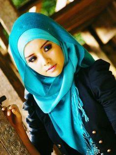 Femmes voilée musulmane - Muslim Woman with Hijab 17 Islamic fashion