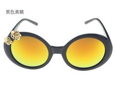 fe1c223cfb8d3 Find More Sunglasses Information about New 2015 vintage Round frame  Sunglasses Women fashion retro Sun Glasses colored lens Cycling Eyeglasses  Oculos De Sol ...