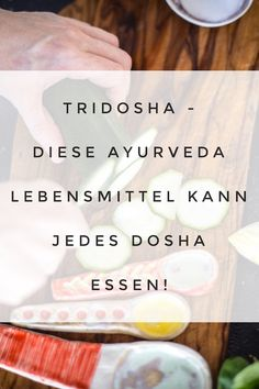 Tridosha Foods: These Ayurveda foods - Detox Plan Ideen Ayurveda Pitta, Ayurveda Yoga, Detox Recipes, Healthy Recipes, Ayurveda Lifestyle, Detox Plan, Keto Soup, Health Snacks, World Recipes