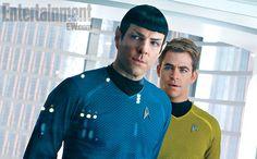28.  Star Trek Into Darkness (5/17/13).  KHAAAAANNNNNN... I mean.... I liked this movie a lot.