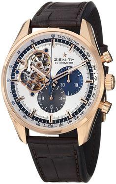 Men watches : Zenith El Primero Chronomaster 1969 Men's Watch 18.2040.4061.69C