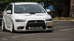 Mitsubishi EVOLUTION 10, absolutely crazy nice ride