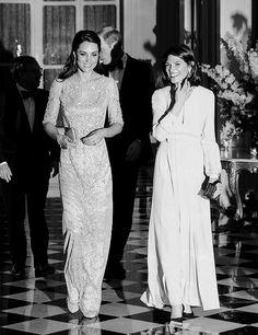 World of Windsor : kmiddletons: Catherine, Duchess of Cambridge with...