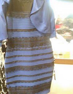 La robe qui fait débat : et vous de quelle couleur la voyez-vous ?  http://www.elle.fr/Societe/News/La-robe-qui-fait-debat-et-vous-de-quelle-couleur-la-voyez-vous-2908468