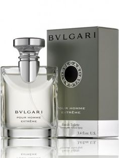 Bvlgari my fave men cologne