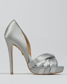 Cherise Strappy D'Orsay Shoes  Ideal heel height/platform; don't dig shoe