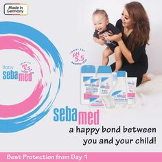 #Aboutsebamed Baby care is incomplete without a proper skin care. And baby's skin is extra delicate. Sebamed, the German skin care expert with over 50 years of experience in medicinal skin care has all the products are dermatologically tested. As it offer