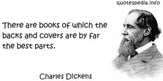 http://www.quotespedia.info/quotes-about-books-there-are-books-of-which-the-backs-and-covers-are-by-far-the-best-parts-a-2867.html