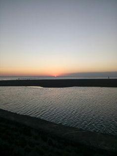 Sunset in Bataan
