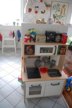 Pfistelpuff: Husets ansigtsløft #1 - stuen og legehjørnet