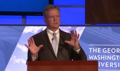 Jim Webb Addresses America's Elites, Donald Trump, And Foreign Policy In Keynote