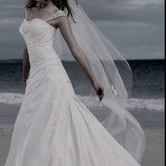 Beautiful Aline cut dress