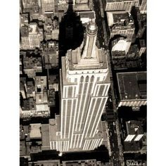 Empire State Building, New York City -1932
