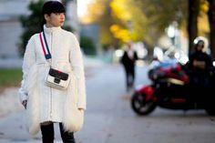 Paris Moda Haftası Sokak Stilleri: 9. Gün - Fotoğraf 1 - InStyle Türkiye