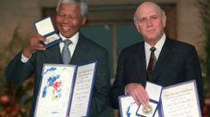 La vida de Mandela, en imágenes.